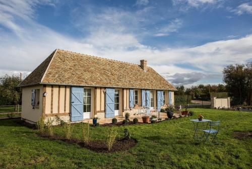 Le Gite d'Amélie : Guest accommodation near Cricqueville-en-Auge