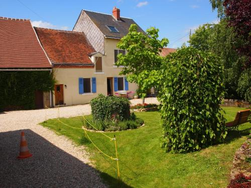 Aux Prés du Berry Bed & Breakfast : Bed and Breakfast near Luant