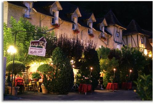 Hostellerie Belle Rive : Hotel near Saint-Céré