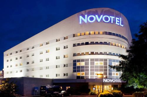Novotel Paris Orly Rungis : Hotel near Chevilly-Larue
