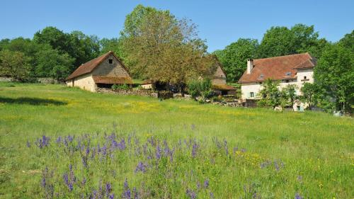 Gites de Combarel : Guest accommodation near Saint-Sulpice