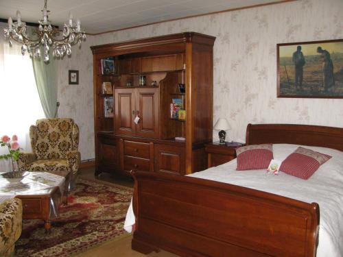Gîte L'Alsace à Coeurs : Apartment near Rott