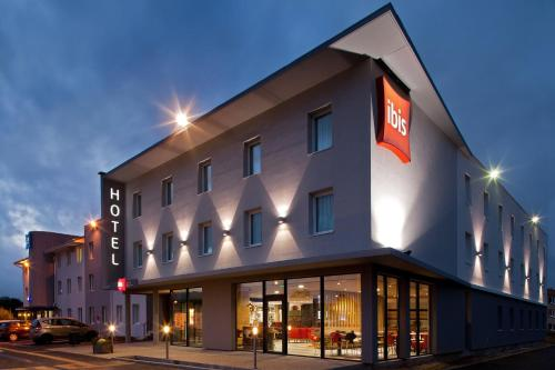 ibis Clermont Ferrand Nord Riom : Hotel near Varennes-sur-Morge