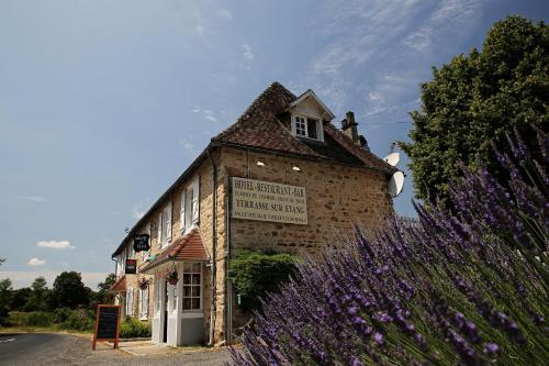 L'Ecala Dau Lemosi : Hotel near Coussac-Bonneval