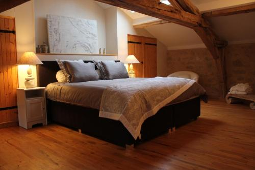 Château Puygrenier : Bed and Breakfast near Saint-Christophe-de-Double