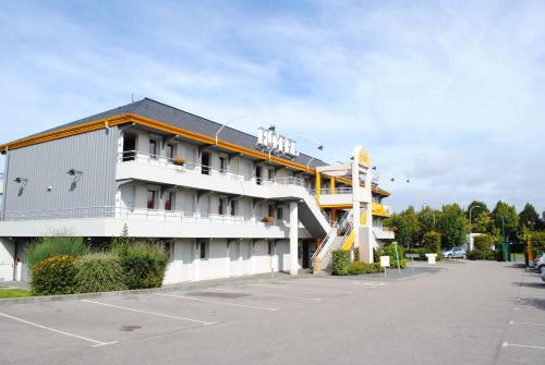 Premiere Classe Honfleur : Hotel near Gonneville-sur-Honfleur