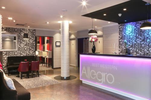 Best Western Allegro Nation : Hotel near Saint-Mandé