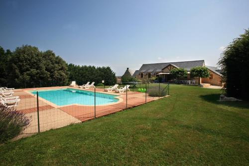 La Grange de Joseph : Guest accommodation near Archignac