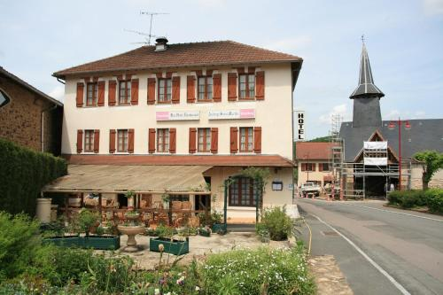 Auberge Saint Martin : Hotel near Mourioux-Vieilleville