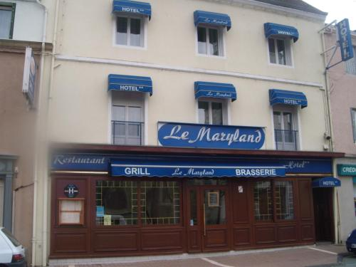 Le Maryland : Hotel near Saint-Eusèbe