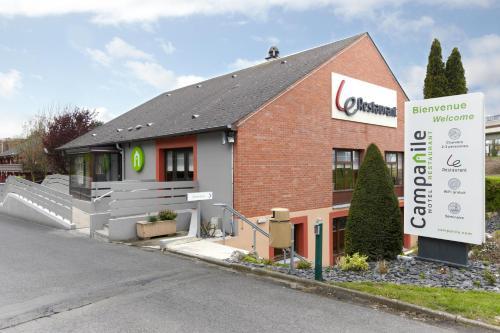 Campanile Lille Sud - CHR : Hotel near Tourmignies