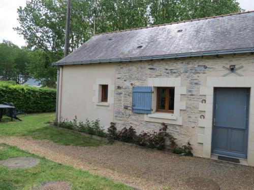 Chambres d'Hôtes La Loge : Bed and Breakfast near Bauné