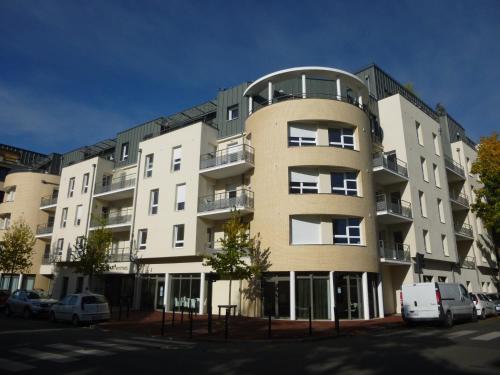 La Résidence Therm'Appart : Guest accommodation near Creuzier-le-Vieux
