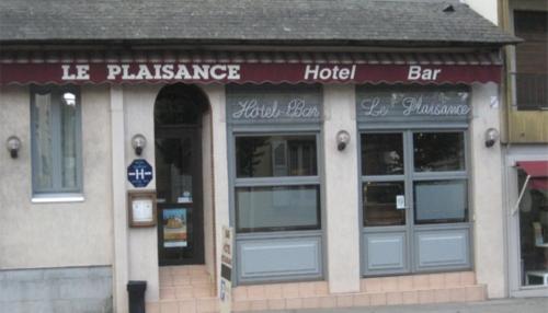 Hotel Plaisance : Hotel near Larche