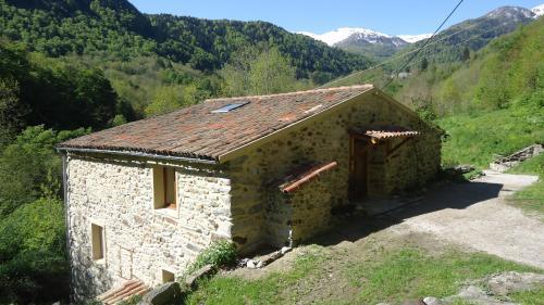 Gîtes Le Paradoxe des Pyrénées : Guest accommodation near Bénaix