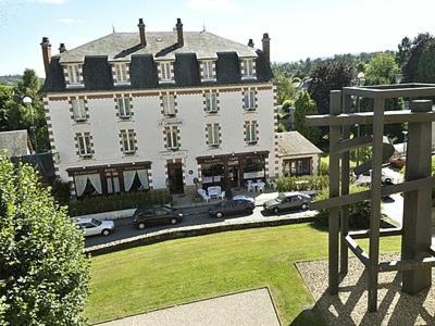 Le Limousin : Hotel near Ussel