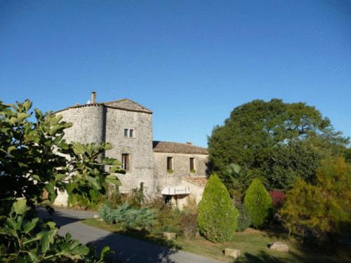 Domaine De Blancardy : Guest accommodation near Aulas