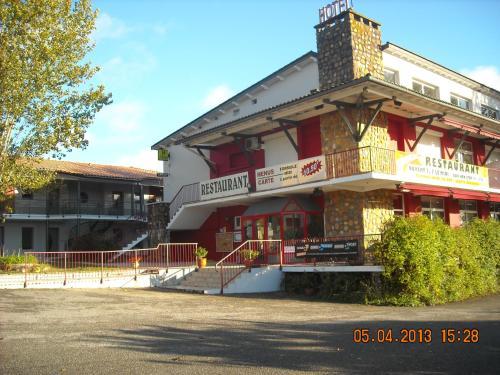 Hotel Relais des Garrigues : Hotel near Bessens