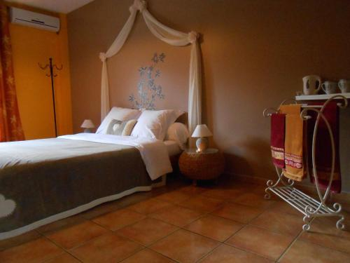 Le Jardin des Gorges : Bed and Breakfast near Galinagues