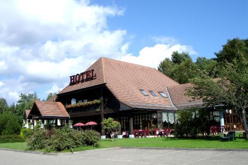 Le Relais Des Chateaux Forts : Hotel near Lambach