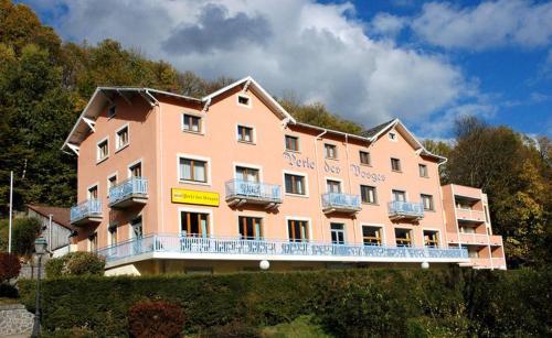 Hotel Perle Des Vosges : Hotel near Soultzeren