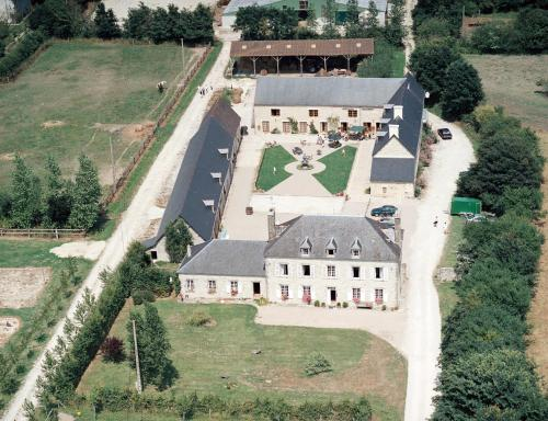 Le Grand Hard : Hotel near Brucheville