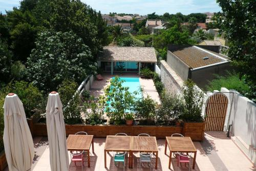 Petit Hotel Marseillan : Guest accommodation near Pomérols