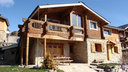 Appartements dans Chalet : Apartment near La Cabanasse