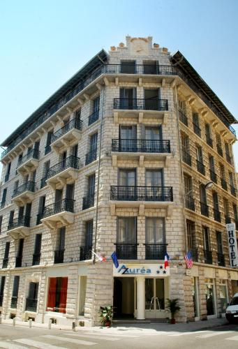 Hotel Azurea : Hotel near Nice