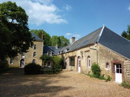 Gite du Moulin du Pont D'Iverny : Guest accommodation near Baillou