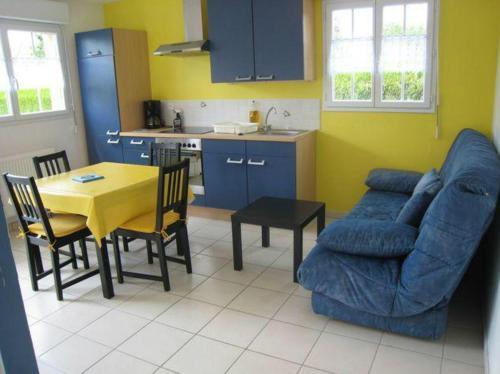 La Résidence des Fleurs : Apartment near Oisy