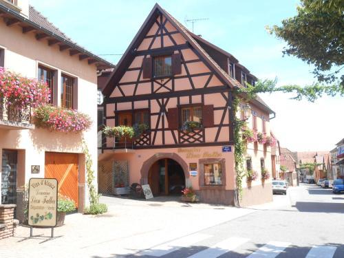 Gite Ungersberg : Apartment near Dieffenthal