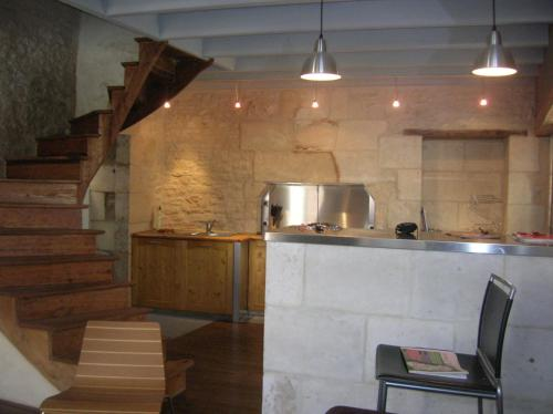 Loft près de Niort : Guest accommodation near Saint-Christophe-sur-Roc