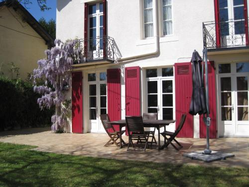 Chambre d'Hôtes Les Renards : Bed and Breakfast near Sallespisse
