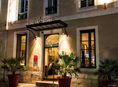 Royal Hôtel : Hotel near Nîmes