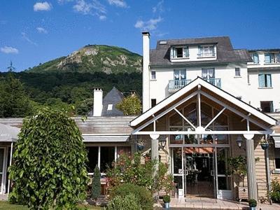 Logis Hôtel Les Cimes : Hotel near Argelès-Gazost