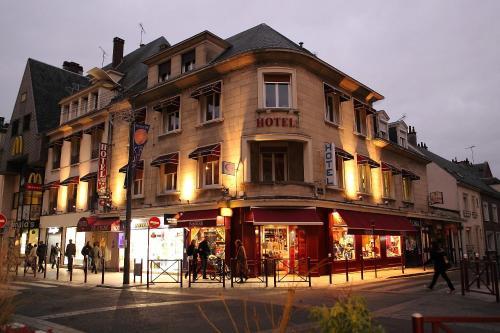 Hotel du Cygne : Hotel near Hannaches