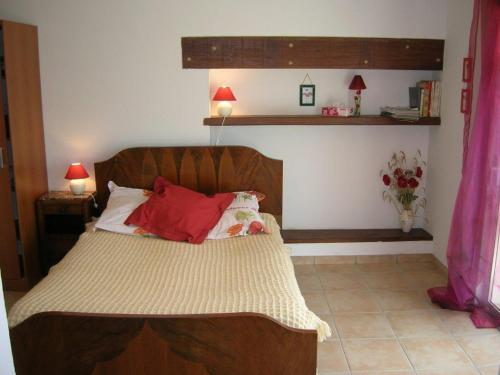 Chambres d'Hôtes Sénathe : Bed and Breakfast near Montpellier-de-Médillan