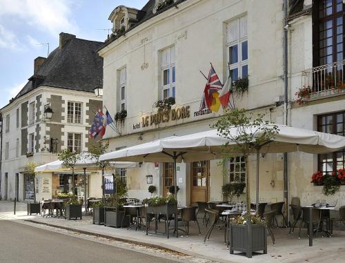 Logis Le Puits Doré : Hotel near Richelieu