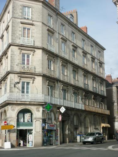 Le Copernic : Apartment near Bouguenais