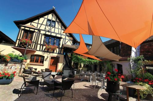 Hotel - Restaurant Le Cerf & Spa : Hotel near Altenheim