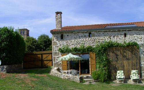 Cellier de la Fontaine : Guest accommodation near Saint-Sixte
