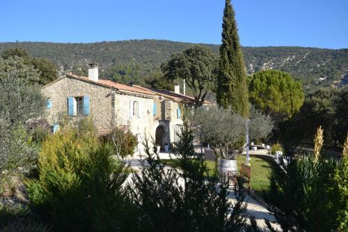 La Colline aux Cigales : Bed and Breakfast near Le Pègue