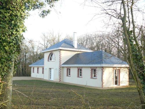 Les Gîtes du Chateau de la Morinière : Guest accommodation near Saint-André-de-la-Marche