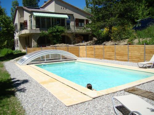 Gite Barbier : Guest accommodation near Die