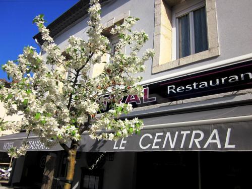 Hôtel Restaurant Le Central : Hotel near Balaruc-les-Bains