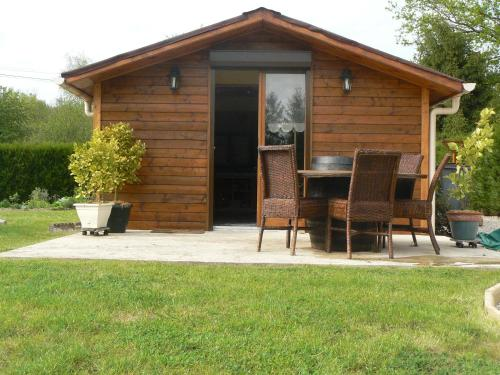 Leau berge : Guest accommodation near Vendresse-Beaulne
