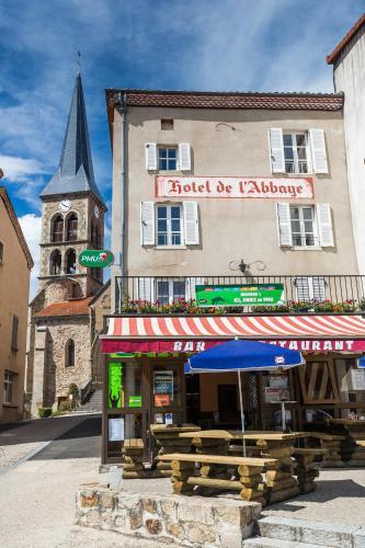 Hotel De L'Abbaye : Hotel near Bansat