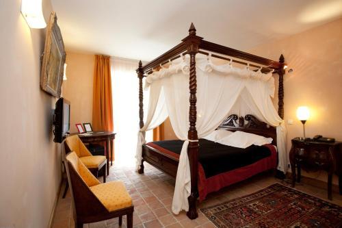 Hostellerie Les Hauts De Sainte Maure : Hotel near Dangé-Saint-Romain