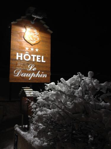 Le Dauphin : Hotel near Monteynard